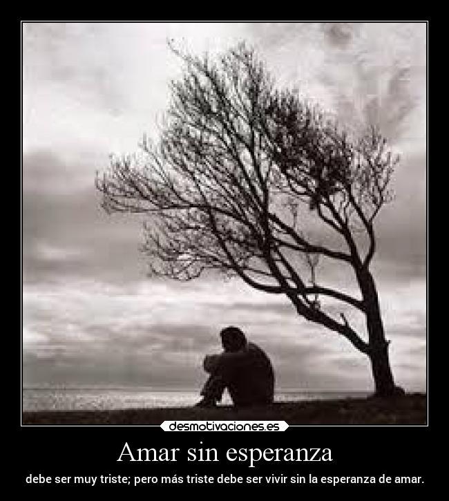 Amar Sin Esperanza Desmotivaciones