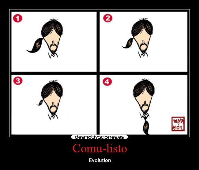 Comu-listo - Evolution
