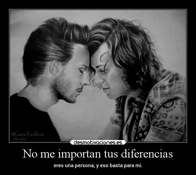 carteles amor frases larry stylinson one direction gay harrystyles louistomlinson desmotivaciones