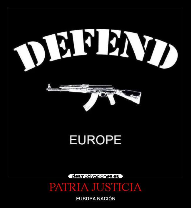 PATRIA JUSTICIA | Desmotivaciones