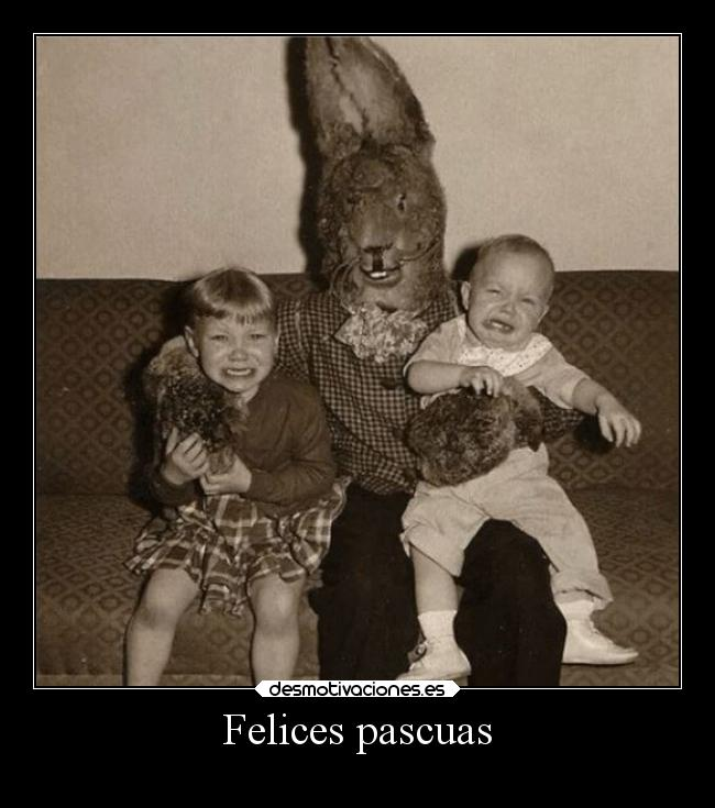 Felices pascuas -