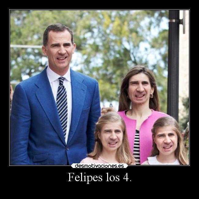 Felipes los cuatro - ForoCoches Felipe's