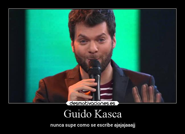Guido Kasca -