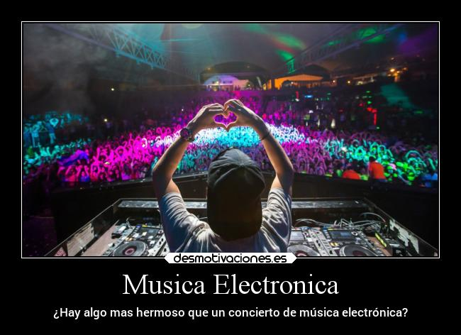 Musica Electronica -