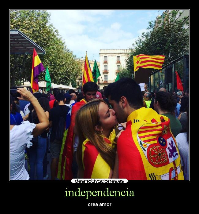 independencia - crea amor
