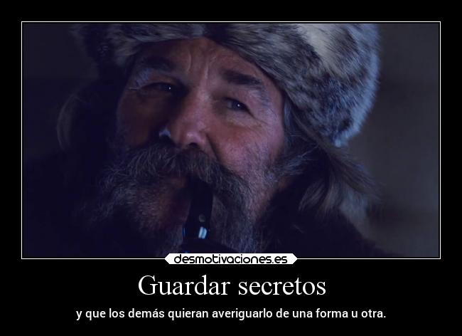 Guardar secretos -