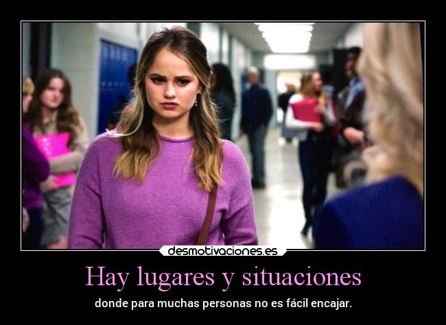 carteles fisico insatiable anacarasonriente debbyryan bullying instituto desmotivaciones