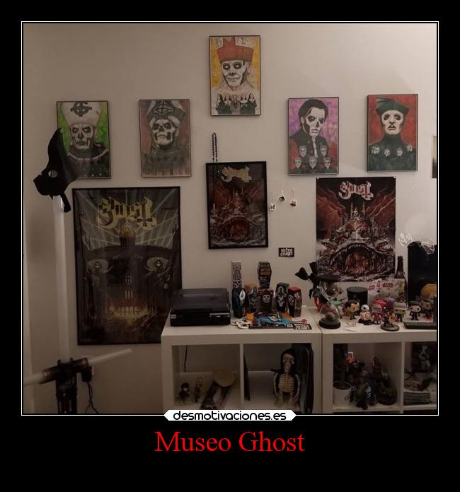 Museo Ghost -