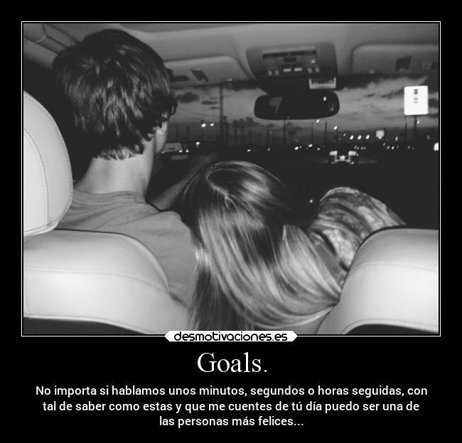 Goals Desmotivaciones