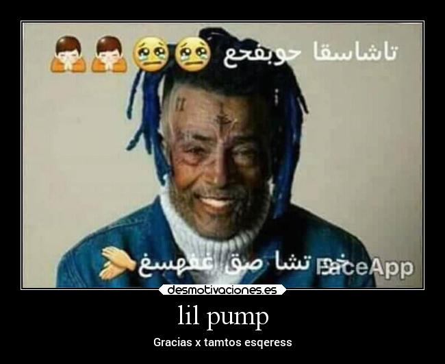 Lil Pump Desmotivaciones