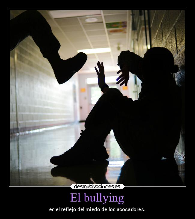 El bullying -
