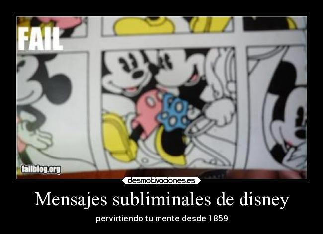 Disney Images Subliminales mensajes subliminales de disney | desmotivaciones