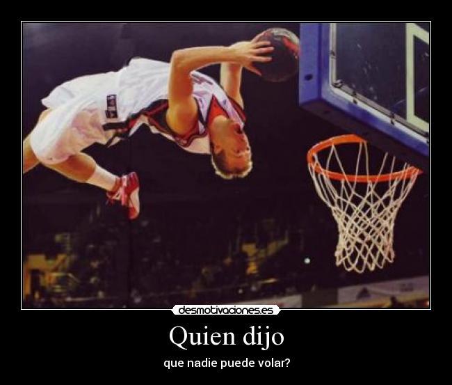 Imagenes Y Carteles De Baloncesto Pag 133 Desmotivaciones
