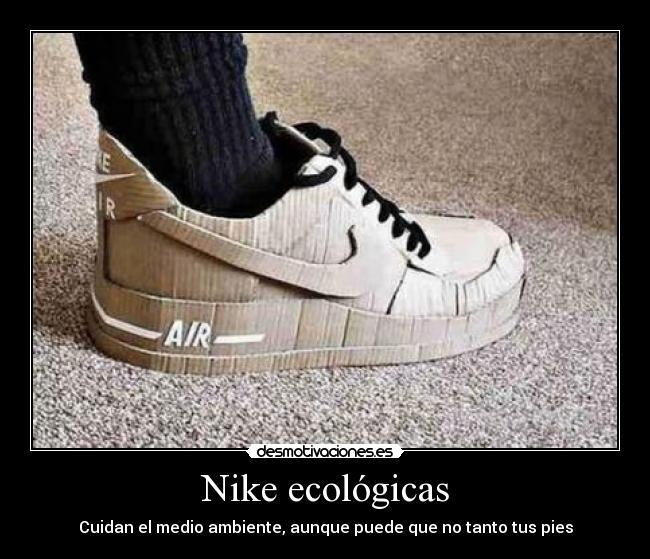 nike y el medio ambiente