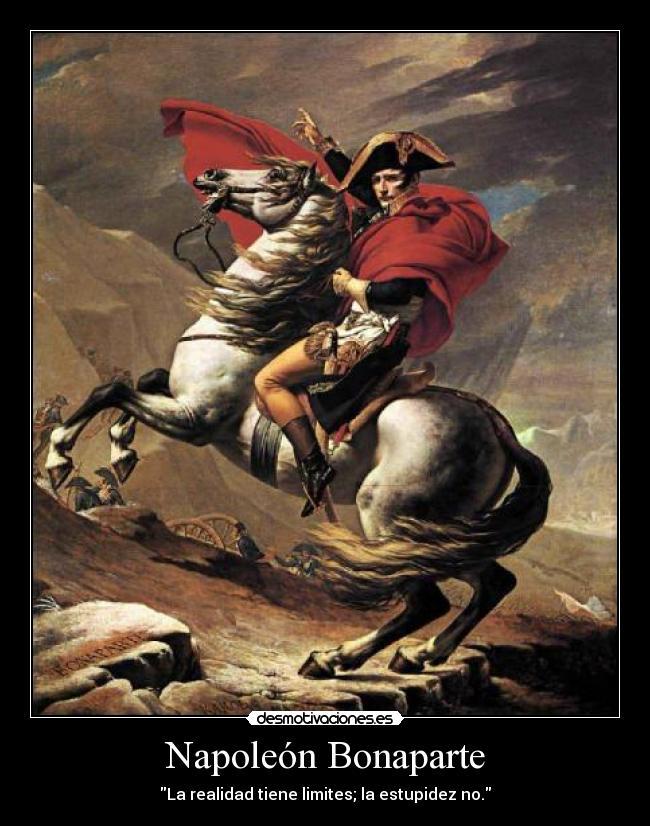 carteles napoleon bonaparte desmotivaciones dcdc83b79d7