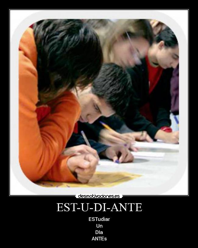 Imágenes Y Carteles De Universitarios Pag 2 Desmotivaciones