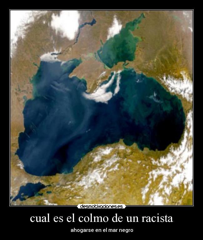 Imágenes Y Carteles De Racista Pag 39 Desmotivaciones