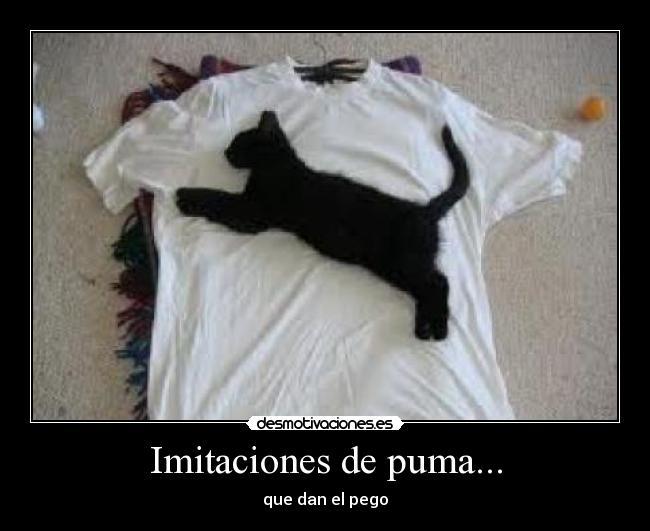 imitaciones puma