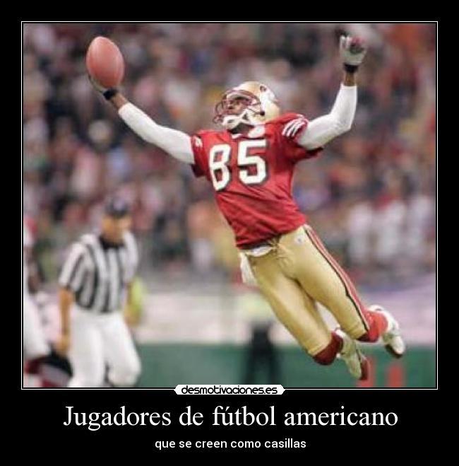 Jugadores De Futbol Americano Desmotivaciones
