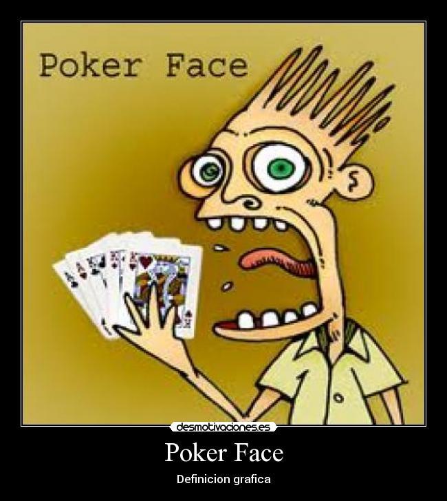 покер фейс клип