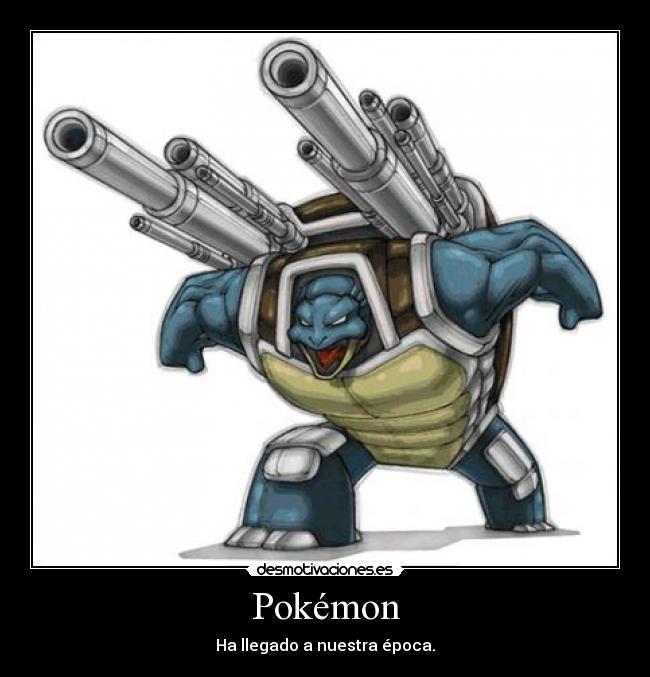 Pokémon | Desmotivaciones