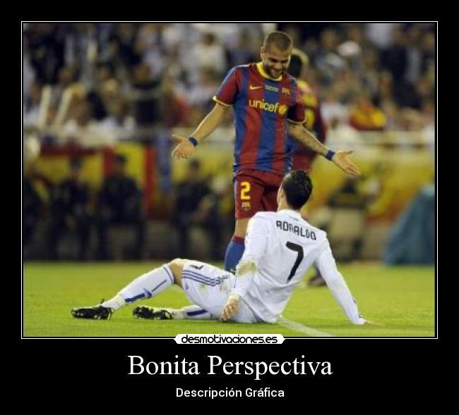 ... futbol barcelona madrid cristiano ronaldo alves · carteles  futbolbarcelonamadridcristiano ronaldoalves desmotivaciones b6718e80b954b