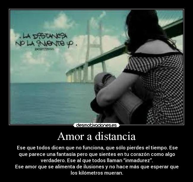 Amor A Distancia Desmotivaciones