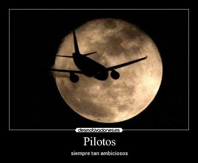 Pilotos Desmotivaciones