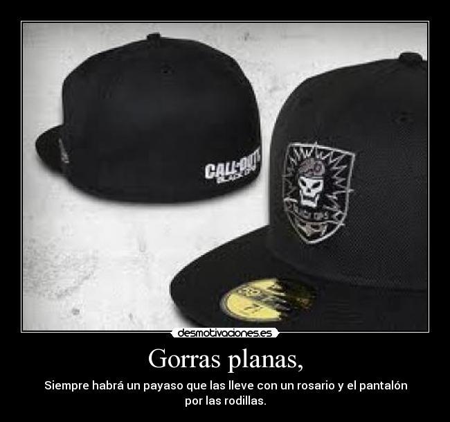 cf877d0a38ccb Gorras planas