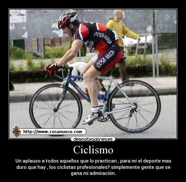 Ciclismo Desmotivaciones