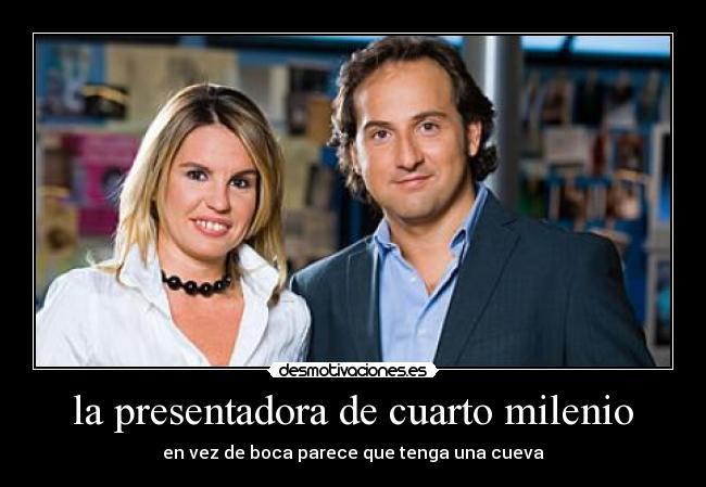 Beautiful Presentadora Cuarto Milenio Pictures - Casas: Ideas ...