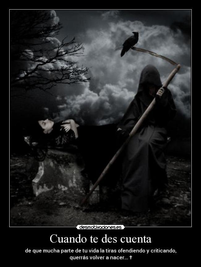 Imágenes Y Carteles De Gotica Pag 17 Desmotivaciones