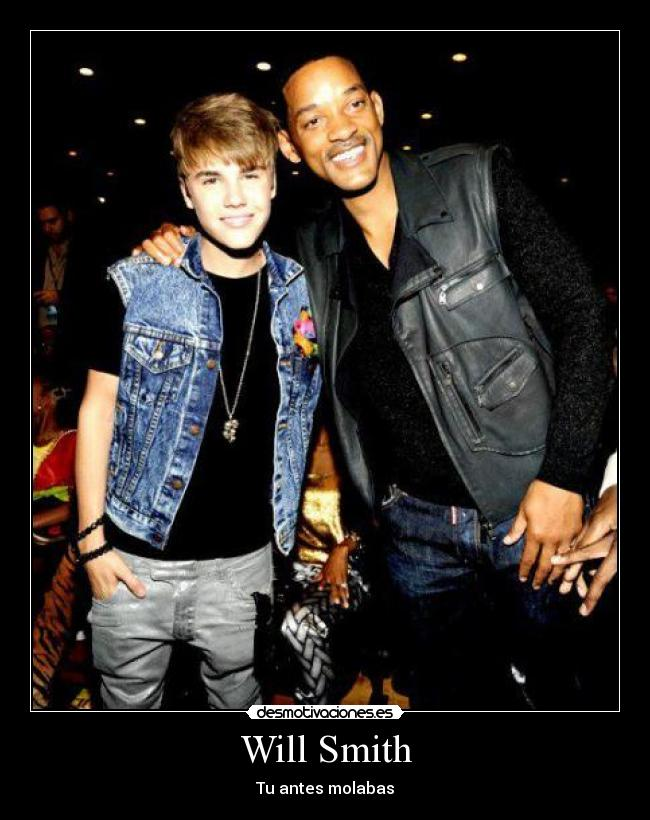 Will Smith - Tu antes molabas