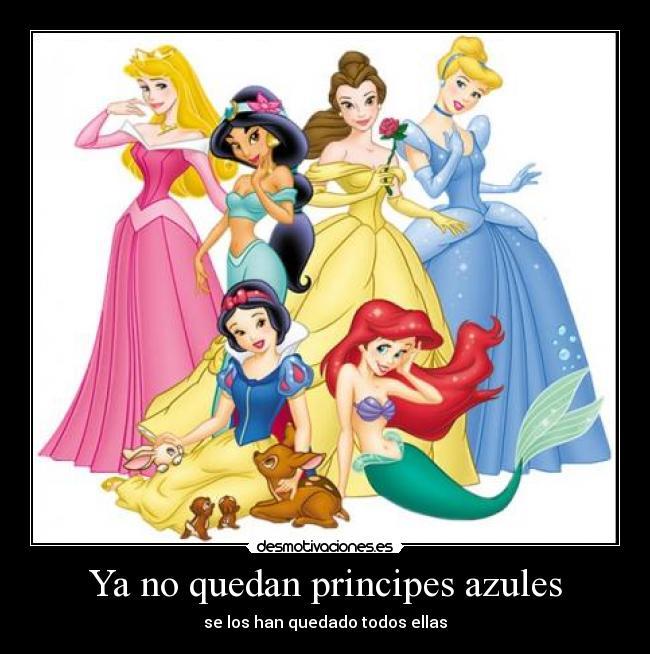 carteles principes princesas desmotivaciones 0fb5e44cf553