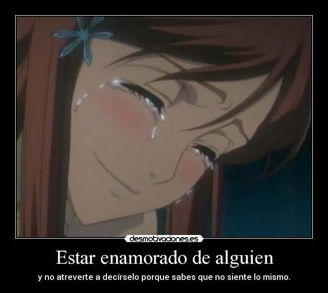 Frasesamor Imagenes De Amor Tristes Con Frases Para Llorar Anime