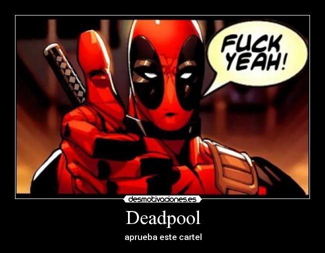 Deadpool | Desmotivaciones
