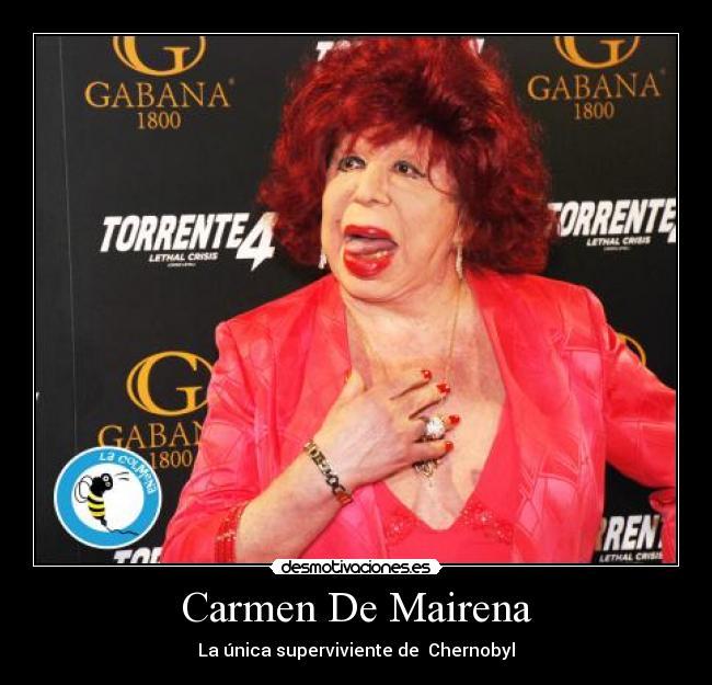Imágenes Y Carteles De Mairena Pag 10 Desmotivaciones