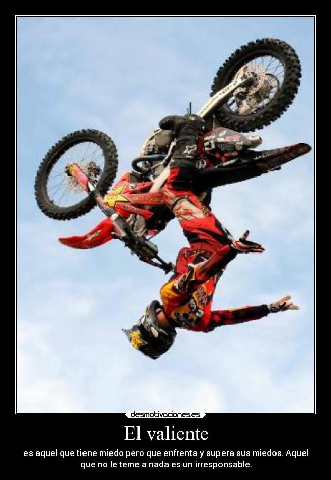 Imágenes Y Carteles De Motocross Pag 6 Desmotivaciones