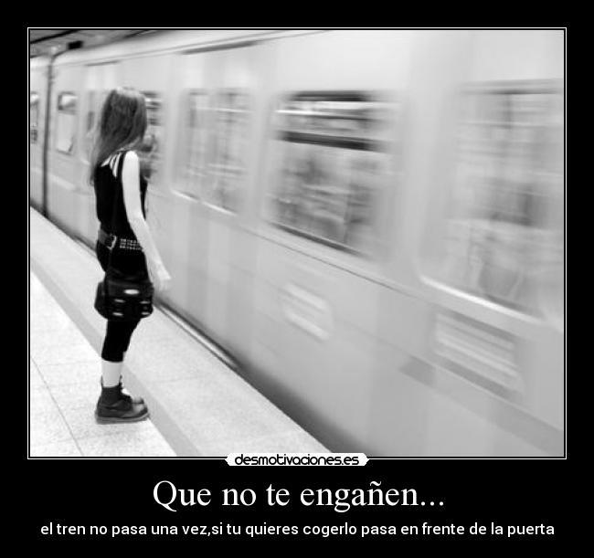 """""""El tren pasу otra vez y ahora tengo la oportunidad mбs grande de mi vida"""""""