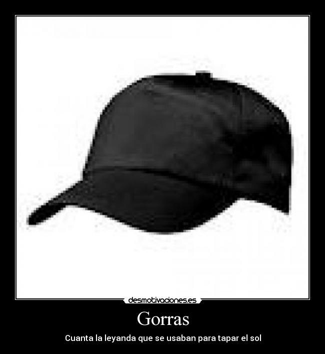 3a63781036eaf Imágenes y Carteles de GORRAS Pag. 9