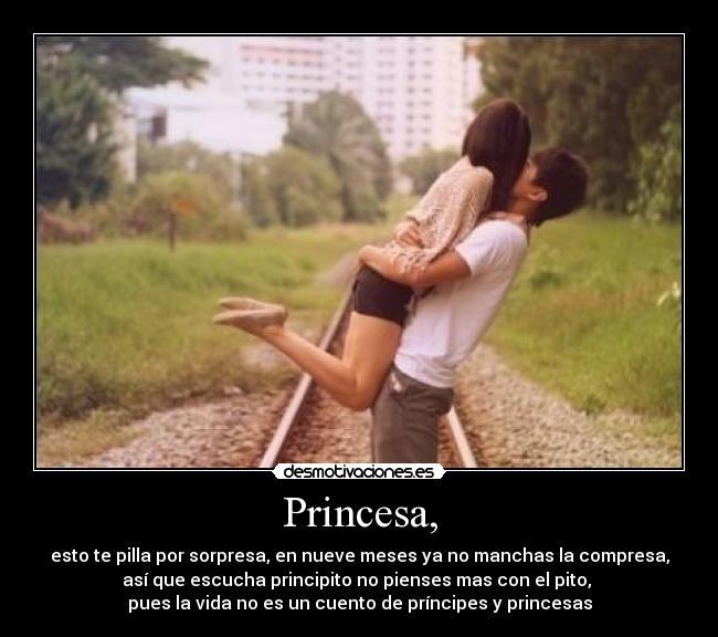 Princesa Desmotivaciones