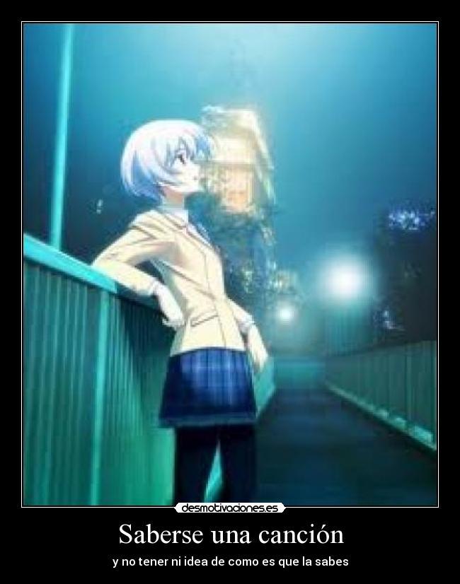 Carteles Anime Chaos Head Personaje Ayashe Kishimoto Cancion Saber Desmotivaciones
