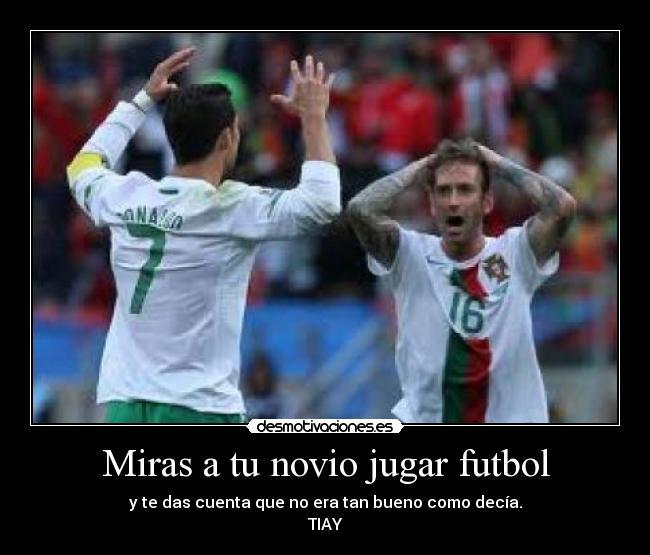 Juega Futbol Tu Novio Futbol Www Imagenesmi Com