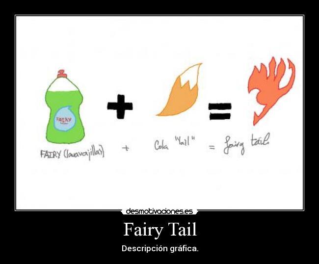Fairy Tail Desmotivaciones