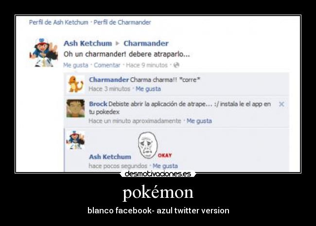 pokémon - blanco facebook- azul twitter version