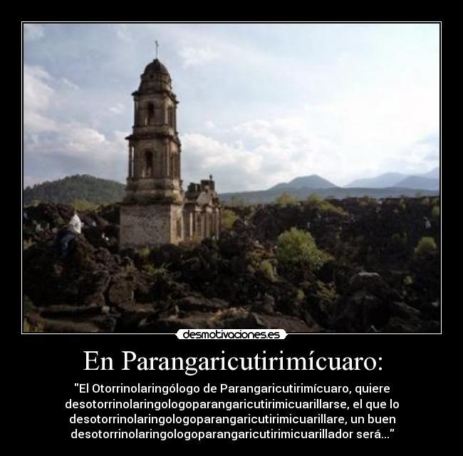 Resultado de imagen para parangaricutirimicuaro