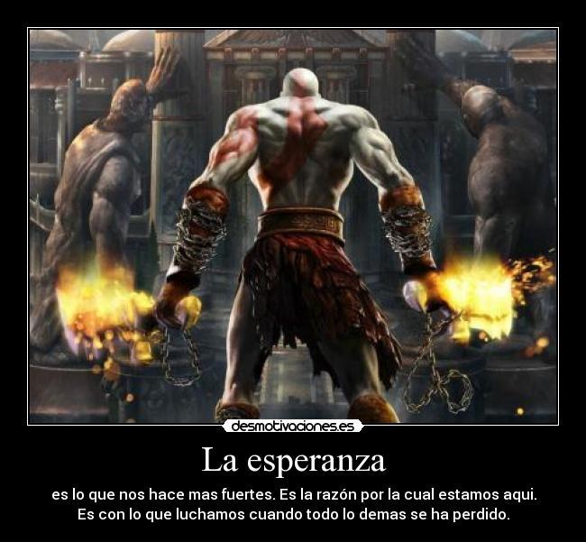 Imágenes Y Carteles De Kratos Pag 21 Desmotivaciones