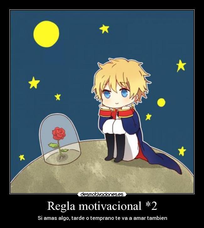 Regla Motivacional 2 Desmotivaciones
