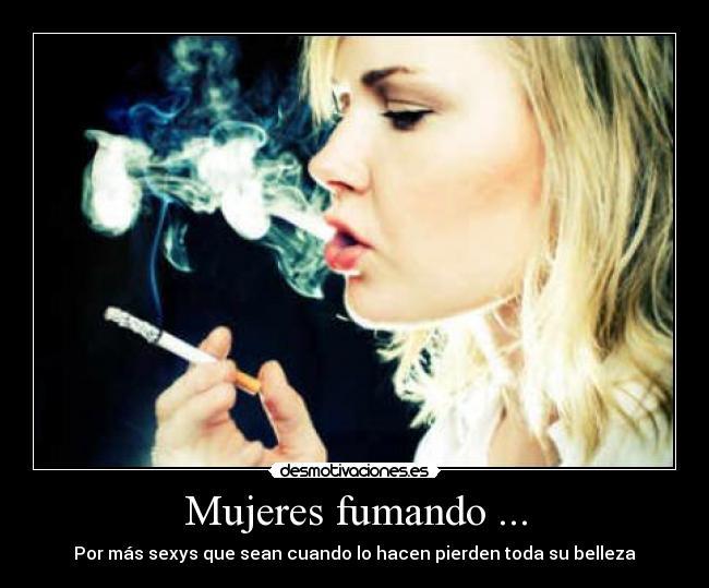 imagenes de mujeres fumando con frases