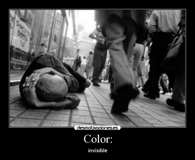 Color: - invisible